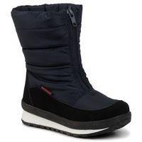 Cmp Śniegowce - kids rae snow boots wp 39q4964 black blue n950