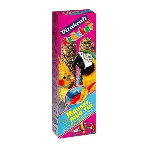 Vitakraft Kracker Mauser kolby dla dużych papug lub nimf na pierzenie z kategorii Pokarmy dla ptaków