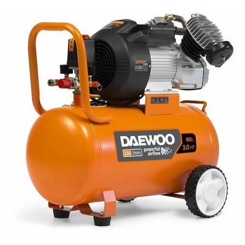 Daewoo dac 60vd kompresor olejowy tłokowy sprężarka powietrza 60l - oficjalny dystrybutor - autoryzowany dealer daewoo (8800356877040)
