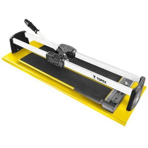 Maszynka do płytek ceramicznych TOPEX 800 mm 16B085 + DARMOWY TRANSPORT! (5902062091819)