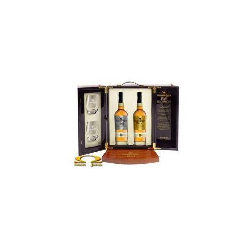Whisky highland queen blended 50yo 0,7l i majesty 52yo 0,7l marki Edrington group ltd.