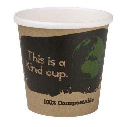 Kompostowalne kubki jednościankowe na espresso 113ml / 4 oz marki Fiesta green