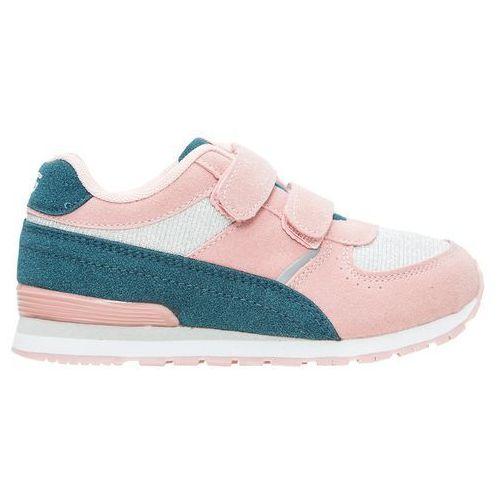 Buty lifestyle dla małych dziewczynek JOBDL100 - róż pudrowy, (J4L17-JOBDL100) JOBDL100 - róż pudrowy