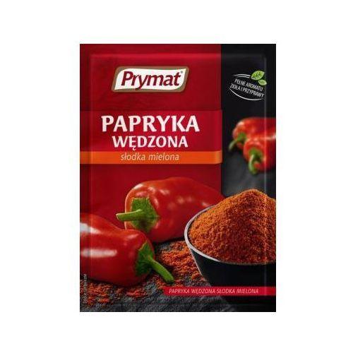 Papryka wędzona słodka mielona 20g  marki Prymat