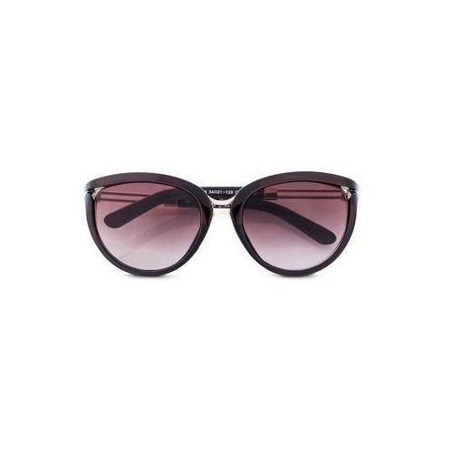 Bonprix Okulary przeciwsłoneczne brązowy