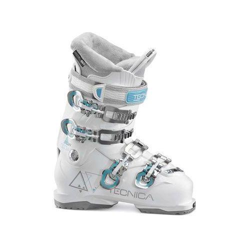Buty narciarskie Ten.2 70 W HVL Biały/Turkus 23.5