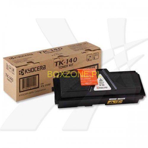 Kyocera oryginalny toner TK140, black, 4000s, 0T2H50EU, Kyocera FS-1100, 1100N