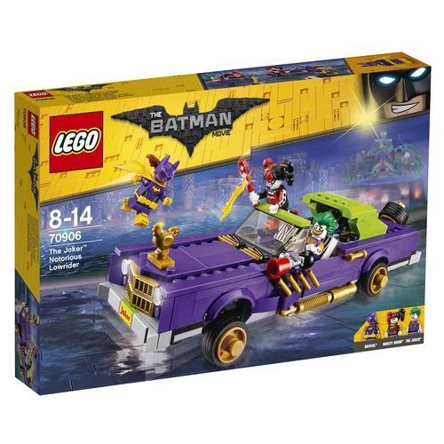 LEGO Batman the Movie, Lowrider Jokera, 70906