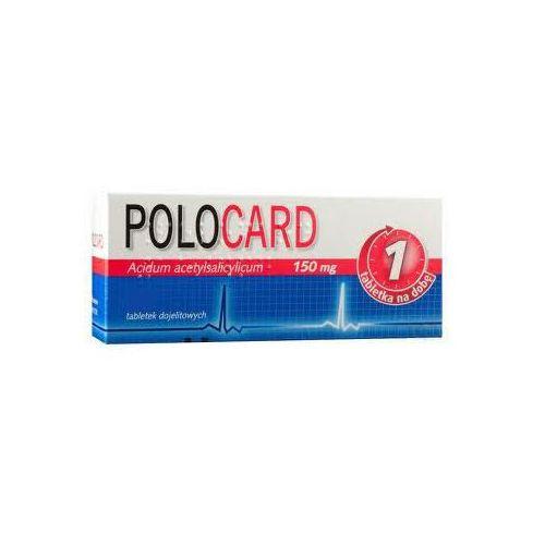 Polpharma Polocard 0,15 x 60 tabletek