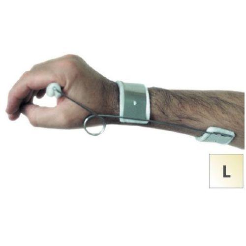 Szyna Oppenheimera C6 zgięcia grzbietowego nadgarstka prawej ręki - L