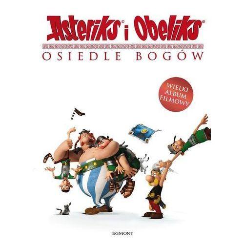 Asteriks i Obeliks Osiedle Bogów, oprawa twarda