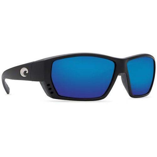 Okulary Słoneczne Costa Del Mar Tuna Alley Polarized TA 11GF BMGLP, kolor żółty