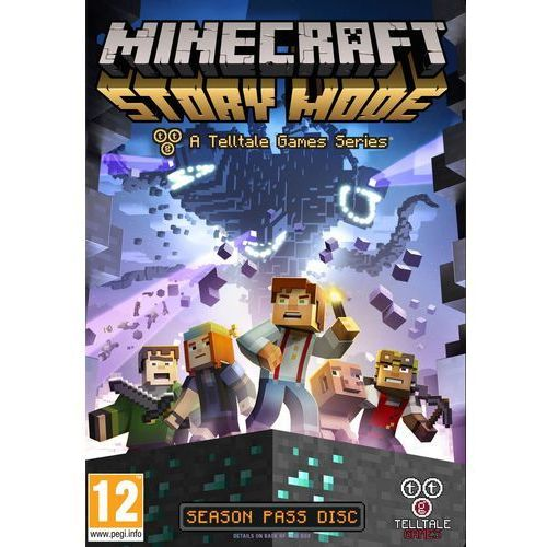 Minecraft Story Mode [przygodowa]