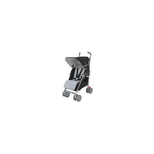 Wózek spacerowy Techno XLR Maclaren (black/silver)