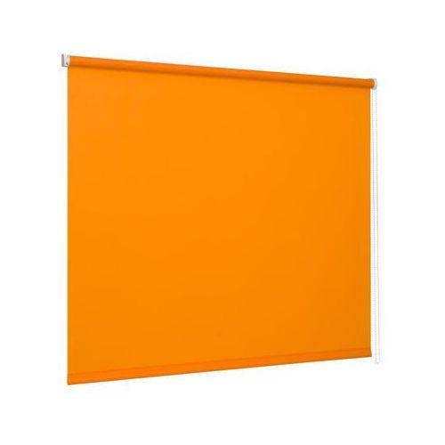 Roleta okienna MINI 200 x 220 cm pomarańczowa INSPIRE