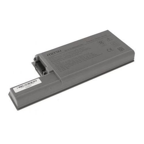 akumulator / bateria mitsu Dell Latitude D820 (6600mAh)