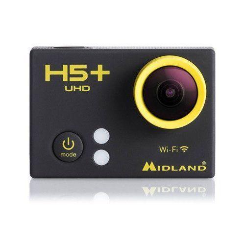 "kamera sportowa h5+ uhd 2""lcd marki Midland"