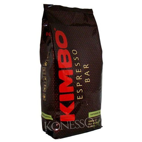 KAWA WŁOSKA KIMBO Espresso Bar Superior Blend (8002200140021)