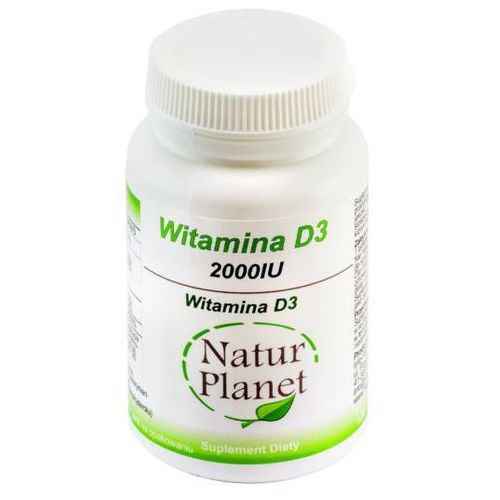 Witamina D3 120 tab witamina Słońca – duża dwaka – kuracja na 4 m-c MTS