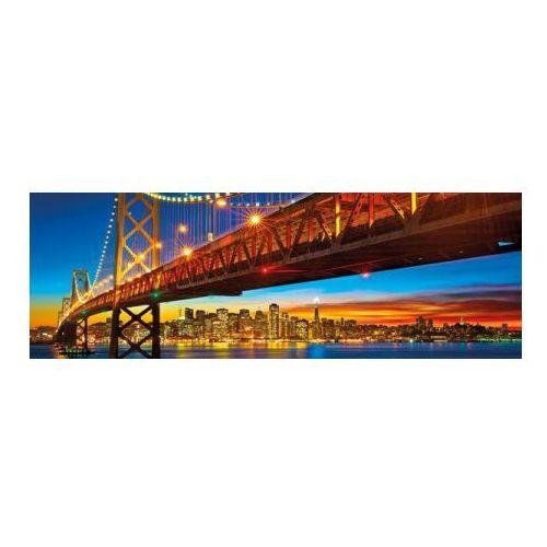 San francisco bridge - plakat, marki Brak