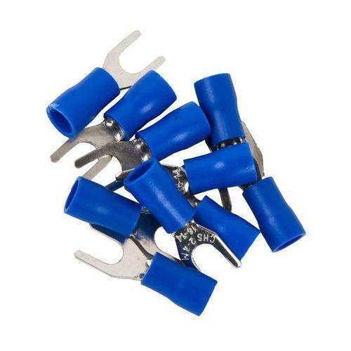 Hbf Konektor widełkowy 4 mm (3545411217748)