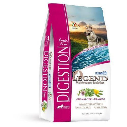 Forza10 Legend Maintenance Evolution Digestion - karma bezzbożowa dla psa: waga - 2,27 kg DOSTAWA 24h GRATIS od 99zł
