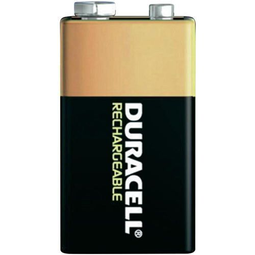 Akumulatorek  6f22 9v ni-mh 170mah 8,4v wyprodukowany przez Duracell