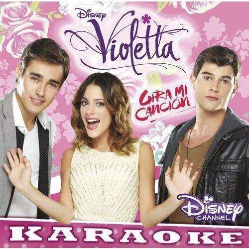 Universal music Soundtrack disney - violetta - girami cancion vol.3 karaoke