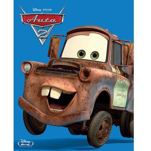 Auta 2 (Blu-Ray) - John Lasseter, Brad Lewis (7321917501118)