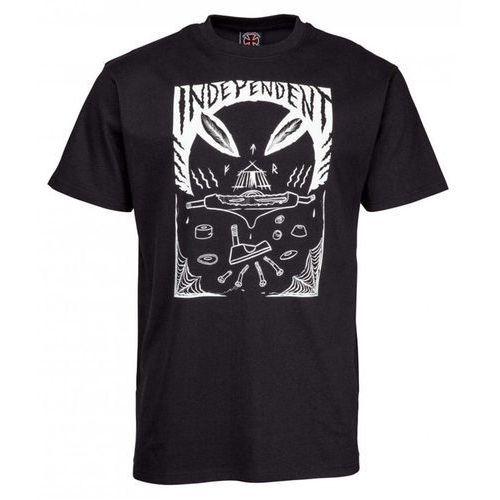 koszulka INDEPENDENT - Hitz Ritual Decomissioning Tee Black (BLACK) rozmiar: XL, kolor czarny