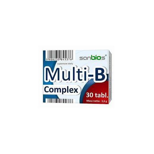 Tabletki Multi-B-Complex 30 tabl.