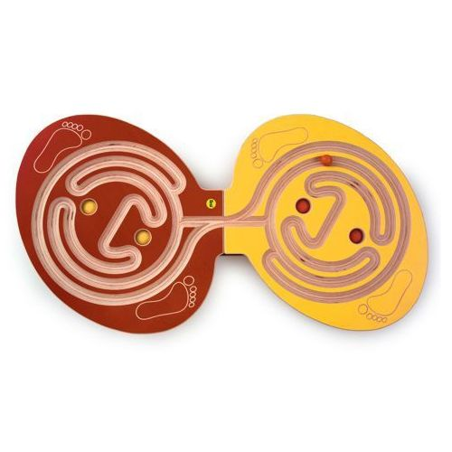 Zabawka do nauki balansowania i równowagi dwuosobowa - gra zręcznościowa dla dzieci