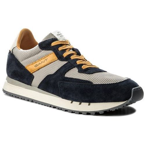 Sneakersy - duke 16639529 marine/sleet gray g665 marki Gant