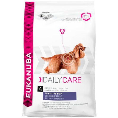 daily care sensitive skin 12kg marki Eukanuba