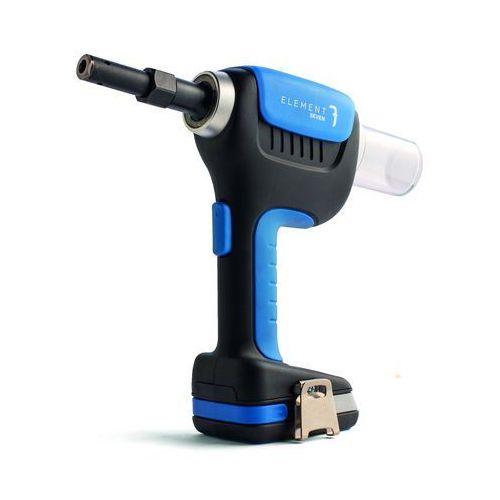Scell-it Nitownica akumulatorowa do nitów strukturalnych Ø 4,8 - 6,4 mm - e-7-2xbat-kit5