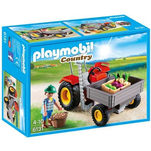 Playmobil COUNTRY Traktor 6131