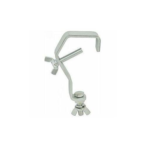 Qtx g shape mounting hook - silver version, hak montażowy