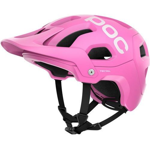 Poc tectal kask rowerowy, actinium pink matt m/l | 55-58cm 2020 kaski rowerowe (7325541003062)