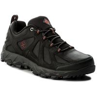 Trekkingi COLUMBIA - Peakfreak Xcrsn II Low Leather Outdry BM1759 Black/Super Sonic 010