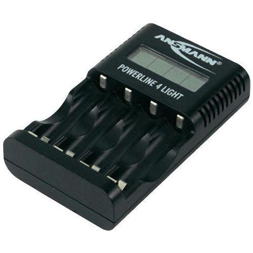 Ładowarka do akumulatorków Ansmann Powerline 4 light 1001-0011/510, AAA, AA (4013674021062)