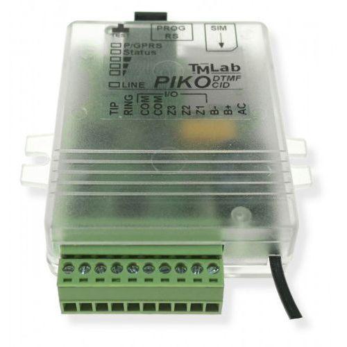 Piko cid 4/2 moduł powiadomienia i sterowania sms/clip/gprs z emulacją łącza komutowanego marki Kraj