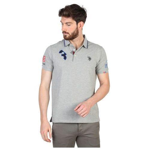 Koszulka polo męska U.S. POLO - 42270_41029-05, 1 rozmiar