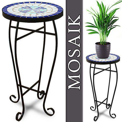 Stolik mozaikowy stół do ogrodu balkon taras od producenta Wideshop
