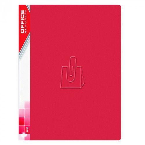 Office products Teczka ofertowa pbs a4/40 czerwona (5901503655917)