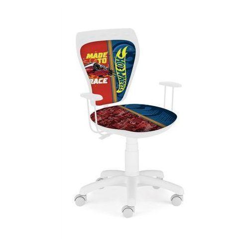 krzesło dziecięce Ministyle HotWheels GTP Made to race BL