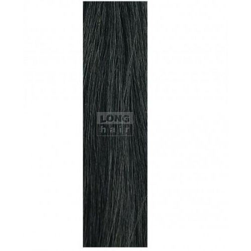 Longhair Clip in - zestaw 6 częściowy kolor: #1