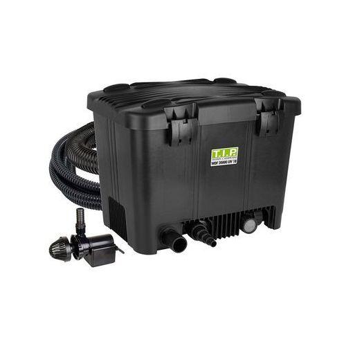 Pompa filtrująco-fontannowa 3800 l/h WDF 20000 UV 18 T.I.P. (4011458302857)