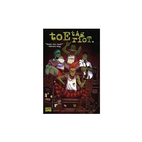 Toe Tag Riot TP (9781628751109)