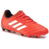 Adidas Buty - copa 20.3 fg j ef1914 actred/ftwwht/cblack