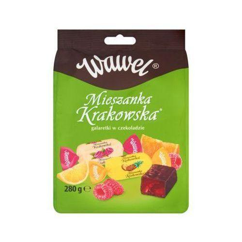 280g mieszanka krakowska cukierki marki Wawel